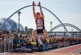 Newcastle Running Track