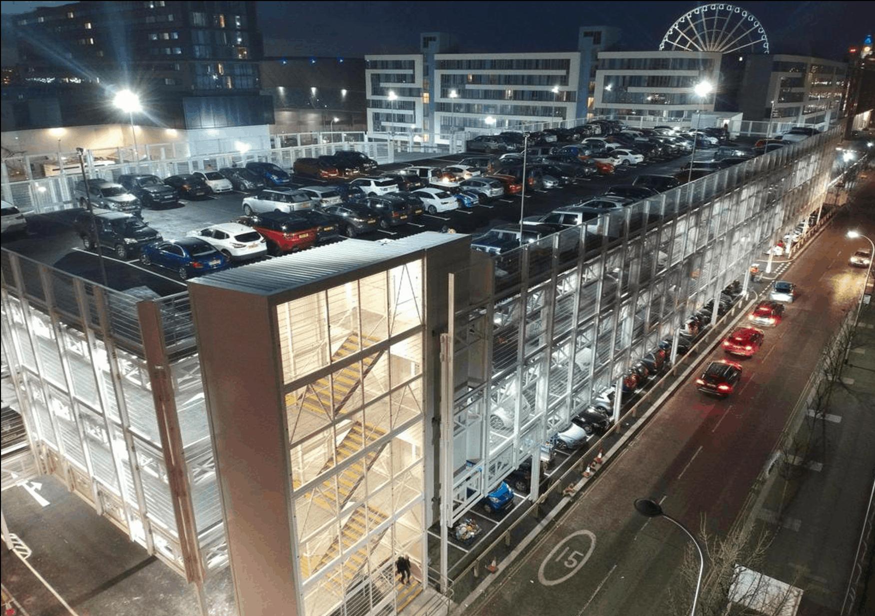 Modular Car Parks